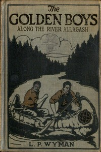 cover for book The Golden Boys Along the River Allagash