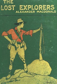 Cover of the book The Lost Explorers by Alexander Macdonald
