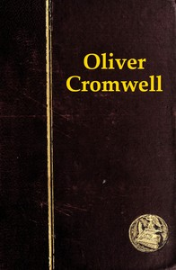 cover for book Oliver Cromwell and the Rule of the Puritans in England