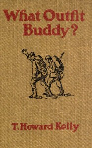 cover for book What Outfit Buddy?