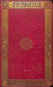 cover for book The Juvenile Scrap-book for 1849