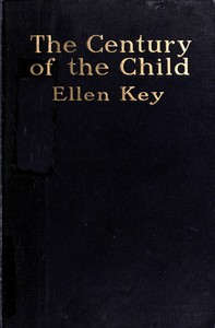 cover for book The Century of the Child