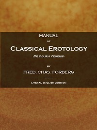 cover for book Manual of Classical Erotology (De figuris Veneris)