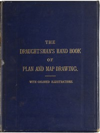 cover for book The Draughtsman's Handbook of Plan and Map Drawing
