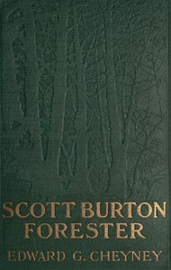 cover for book Scott Burton, Forester