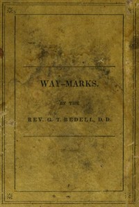 cover for book Way-Marks