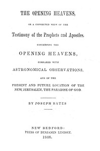 cover for book The Opening Heavens
