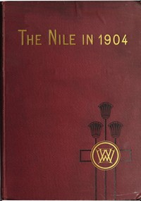 cover for book The Nile in 1904
