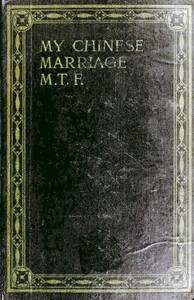 cover for book My Chinese Marriage
