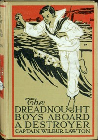 cover for book The Dreadnought Boys Aboard a Destroyer