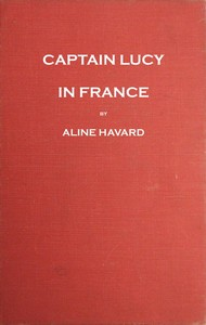 cover for book Captain Lucy in France