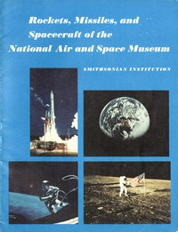 cover for book Rockets, Missiles, and Spacecraft of the National Air and Space Museum