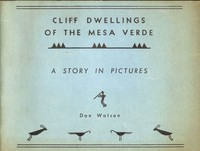cover for book Cliff Dwellings of the Mesa Verde