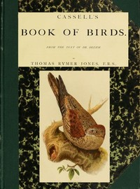 cover for book Casell's Book of Birds, Vol. II (of 4)