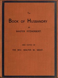 cover for book The Book of Husbandry