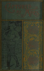 Cover of the book Captured by Apes by Harry Prentice