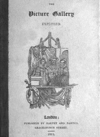 Cover of the book The Picture Gallery Explored by Unknown