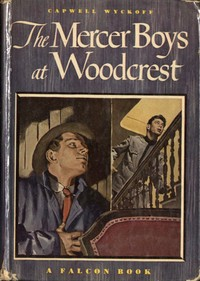 cover for book The Mercer Boys at Woodcrest