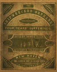 cover for book The Shipwrecked Orphans