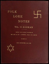 cover for book Folk Lore Notes. Vol. II—Konkan