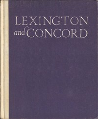 cover for book Lexington and Concord