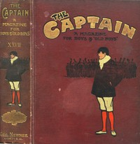 cover for book Three short stories from 'THE CAPTAIN' volume XXVII