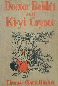 cover for book Doctor Rabbit and Ki-Yi Coyote