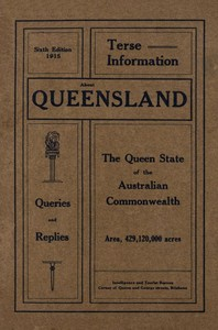 cover for book Queensland