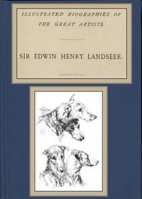 cover for book Sir Edwin Landseer