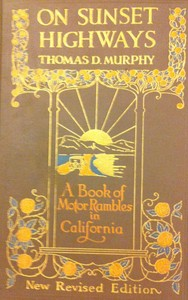 Cover of the book On Sunset Highways by Thomas D. Murphy