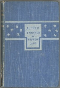 Cover of the book Alfred Tennyson by Andrew Lang