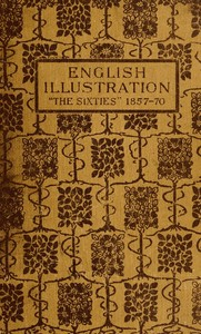 Cover of the book English illustration, 'the sixties' : 1855-70 by Gleeson White