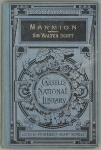 Cover of the book Marmion by Walter Scott