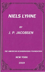 Cover of the book Niels Lyhne by J. P. (Jens Peter) Jacobsen