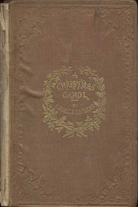 Cover of the book A Christmas Carol by Charles Dickens