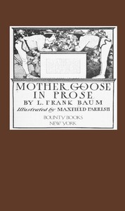 Cover of the book Mother Goose in Prose by L. Frank Baum