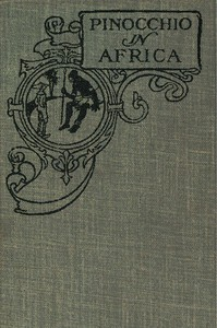 Cover of the book Pinocchio in Africa by E. Cherubini