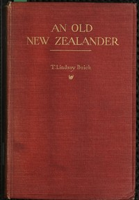 Cover of the book An old New Zealander; or, Te Rauparaha, the Napoleon of the south by Thomas Lindsay Buick