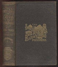Cover of the book The Innocents Abroad — Volume 04 by Mark Twain