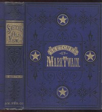 Cover of the book Sketches New and Old, Part 1 by Mark Twain
