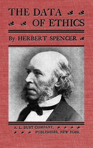 Cover of the book The data of ethics by Herbert Spencer