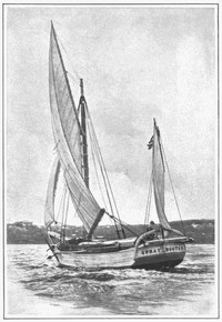 Cover of the book Sailing Alone Around the World by Joshua Slocum