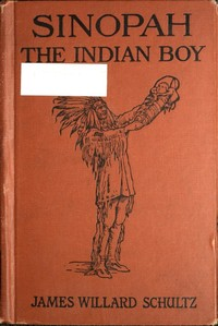 Cover of the book Sinopah, the Indian boy by James Willard Schultz