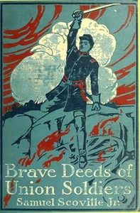 Cover of the book Brave deeds of Union soldiers by Samuel Scoville
