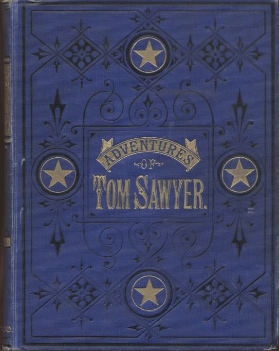 Cover of the book The Adventures of Tom Sawyer, Part 8 by Mark Twain