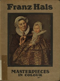 Cover of the book Franz Hals by Edgcumbe Staley